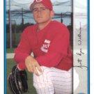 1999 Bowman #203 Scott Williamson