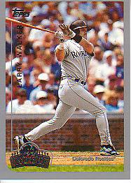 1999 Topps Opening Day #155 Larry Walker