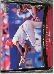 1999 Upper Deck 172 Doug Glanville