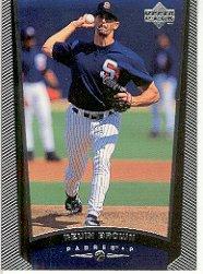 1999 Upper Deck 190 Kevin Brown