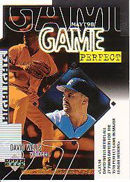 1999 Upper Deck 249 David Wells SH CL