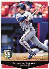 1999 Upper Deck Victory #236 Michael Barrett