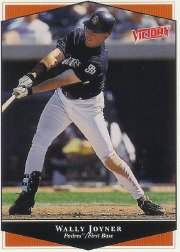 1999 Upper Deck Victory #342 Wally Joyner