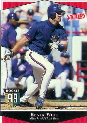 1999 Upper Deck Victory #409 Kevin Witt
