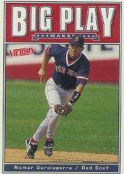 1999 Upper Deck Victory #61 Nomar Garciaparra BP