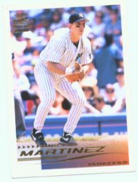 2000 Pacific Crown Collection #191 Tino Martinez