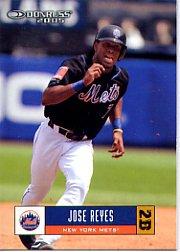 2005 Donruss #258 Jose Reyes