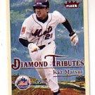 2005 Fleer Tradition Diamond Tributes #25 Kaz Matsui