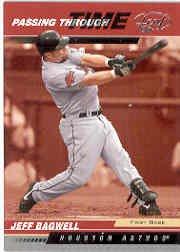 2005 Leaf #260 Jeff Bagwell PTT