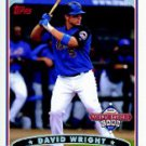 2006 Topps National Baseball Card Day #9 David Wright