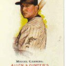2007 Topps Allen and Ginter #90 Miguel Cabrera