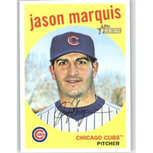 2008 Topps Heritage #47 Jason Marquis