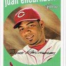 2008 Topps Heritage Black Back #323 Juan Encarnacion