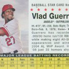 2008 Topps Trading Card History #TCH38 Vladimir Guerrero