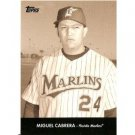 2008 Topps Trading Card History #TCH43 Miguel Cabrera