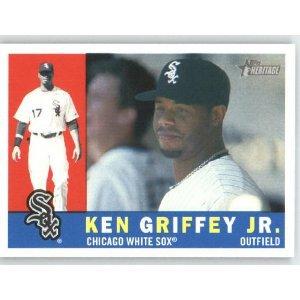 2009 Topps Heritage #200 Ken Griffey Jr.
