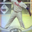 2011 Bowman Platinum #1 Ryan Howard