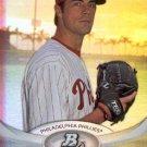 2011 Bowman Platinum #83 Cole Hamels