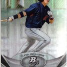 2011 Bowman Platinum Prospects X-Fractors #BPP35 Tony Wolters