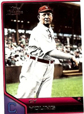 2011 Topps Lineage #106 Cy Young