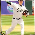 2011 Topps Lineage #113 Trevor Cahill