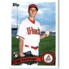 2011 Topps #604 Joe Paterson RC