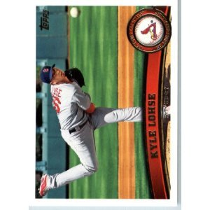 2011 Topps #553 Kyle Lohse