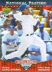 2006 Upper Deck National Baseball Card Day National Pastime #NG Nomar Garciaparra
