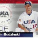 2004 USA Baseball 25th Anniversary #28 Mark Budzinski
