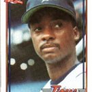 1991 Topps 506 Darnell Coles