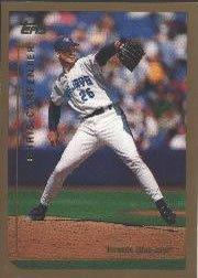 1999 Topps 363 Chris Carpenter
