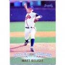 1999 Stadium Club 339 Matt Belisle SP RC