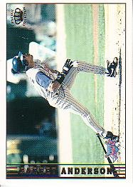 1999 Pacific Crown Collection #1 Garret Anderson