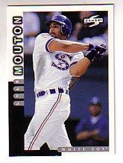 1998 Score #99 Lyle Mouton