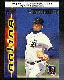 1998 Pacific Online #272 Bryce Florie
