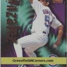 1998 Circa Thunder #288 Jeremi Gonzalez