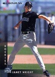 1997 Donruss #114 Jamey Wright