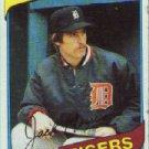 1980 Topps #371 Jack Morris