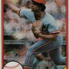 1981 Fleer #546 Silvio Martinez