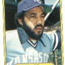 1982 Fleer 404 Willie Aikens