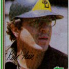1982 Topps #330 Rick Wise