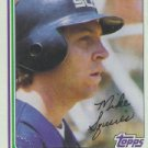 1982 Topps #398 Mike Squires
