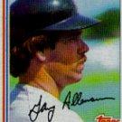 1982 Topps #686 Gary Allenson