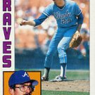 1984 Topps 543 Craig McMurtry RC