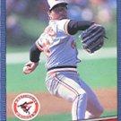 1986 Donruss #514 Tippy Martinez
