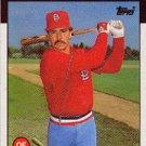 1986 Topps 656 Brian Harper