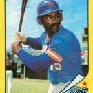 1986 Woolworth's Topps #11 George Foster