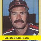 1986 Woolworth's Topps #12 Bob Grich