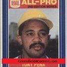 1987 Burger King All-Pro #15 Tony Pena