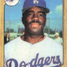 1987 Topps 232 Reggie Williams